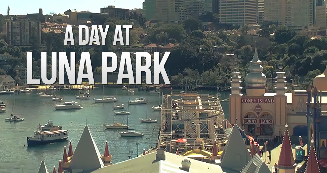 'A Day at Luna Park'